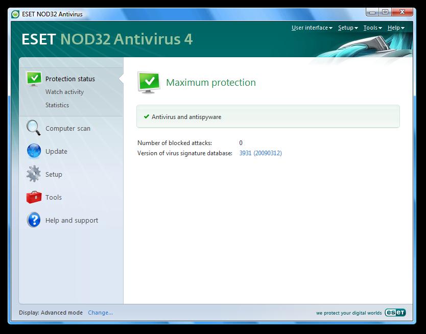 LLaves  Claves Para Nod 32 Antivirus 4